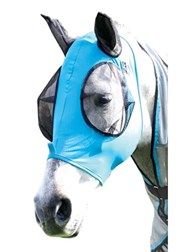 Professionals Choice ComfortFit Fly Mask Solid Cob
