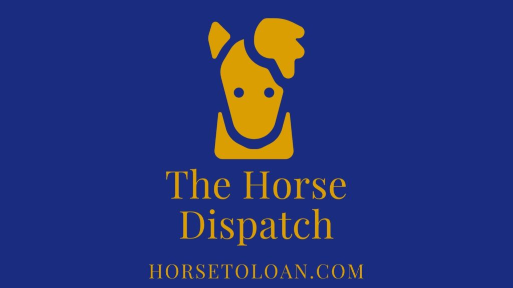 The Horse Dispatch Logo